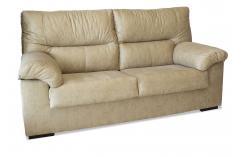 sofá cómodo salones moderno en color beige