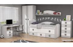 habitaciones juveniles roble cabecero juvenil muebles baratos