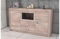 aparador roble blanco muebles mueble de sala muebles salón