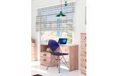 mesa estudio juvenil en roble muebles baratos