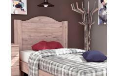 cabecero juvenil color roble muebles juveniles