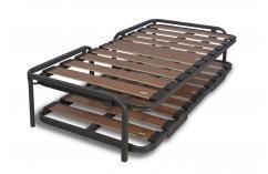 conjunto canguro somier superior inferior lamas de madera