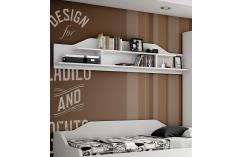 muebles juveniles en color blanco muebles baratos diáfano
