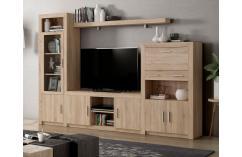 apilable composición en roble cambrian muebles baratos salones