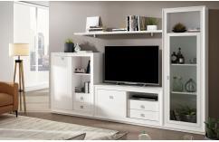 aparador en blanco poro moderno muebles baratos