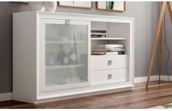 aparador salones baratos en blanco muebles baratos
