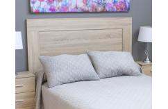 cabecero juvenil roble cambrian muebles baratos matrimonio