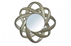 espejo plata moderno recibidor dormitorios matrimonio decoración