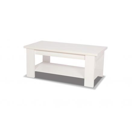 mesas de centro elevable en blanco muebles baratos.