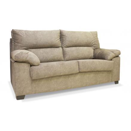 sofas baratos 2 plazas color tierra muebles salon