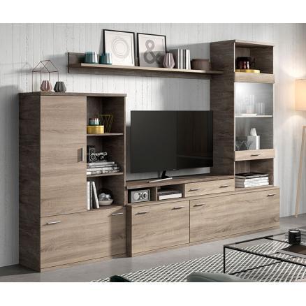 composición roble cambrian nassar apilable muebles baratos