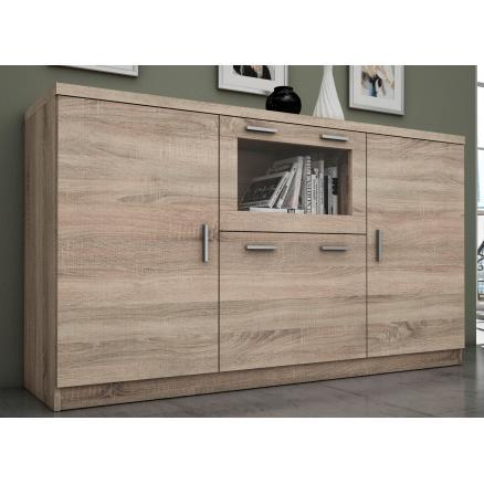 aparador EN roble cambrian muebles baratos moderno