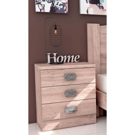 cama nido habitacion juvenil en roble muebles baratos
