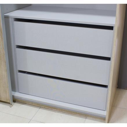 muebles baratos dormitorios juveniles en color blanco