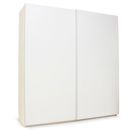 armarios muebles baratos en blanco moderno