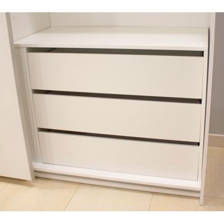 cajonera armarios 3 cajones blanco muebles baratos dormitorios juveniles