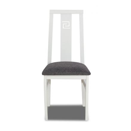 sillas muebles baratos color blanco y gris muebles salon