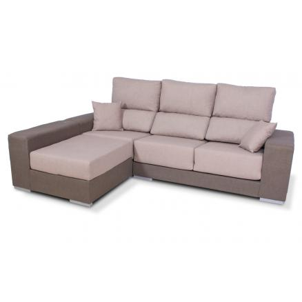 chaiselongue reversible sofas baratos reversible 3 plazas puff