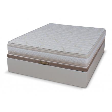 colchones canapé color blanco gran capacidad conjunto canapé